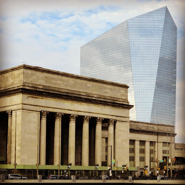30th Street Station in Philadelphia