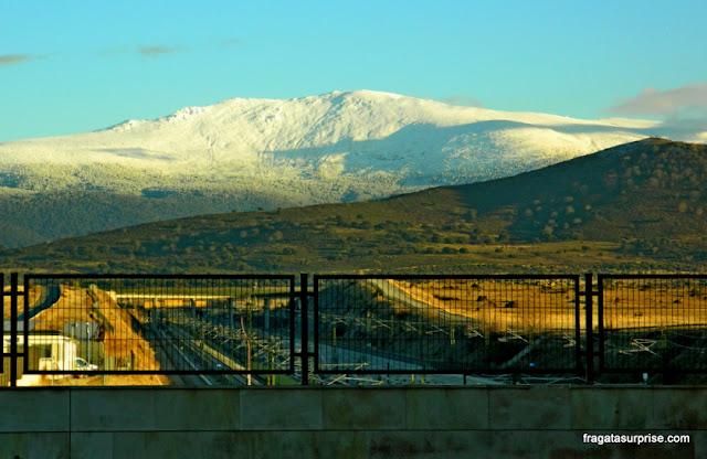 Serra da Guadarrama, em Segóvia, Espanha