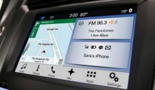 2016 Ford Sync Update UK USB