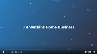 J.R Watkins Home Business Video