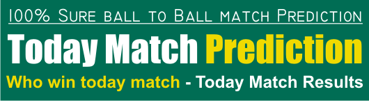 Today IPL Match Prediction Tips Live Cricket Score CBTF 100% True Tips