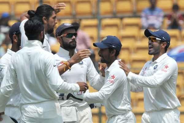 भारत ने ऑस्टेलिया को 75 रन से हराकर हिसाब किया बराबर