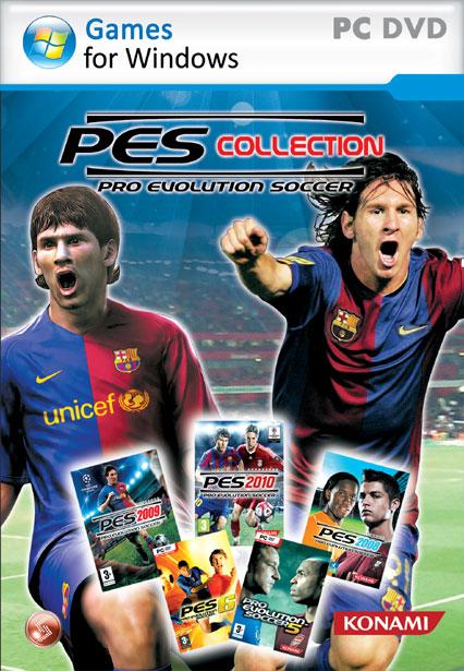 CANAL AV games: PES Anthology!