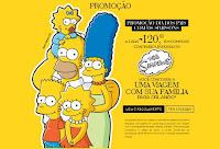 Promoção Dia dos Pais com Simpsons na Riachuelo