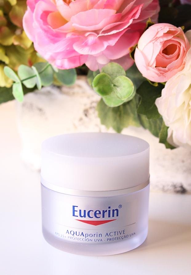 Aquaporin Active SPF 25 de Eucerin