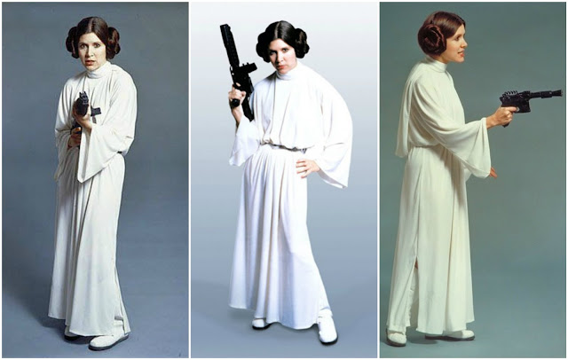 custome princesa leia disfraz