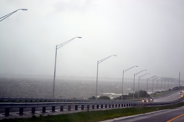 Florida Highway Patrol To Close Bridges When Winds Exceed 40 miles per hour