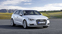 The Audi A3 Sportback e-tron