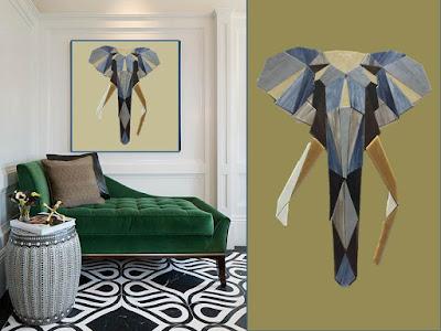 Dekorasyonda Filler ve getirdiği bereket