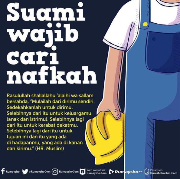 Image Result For Kata Bijak Suami Mencari Nafkah