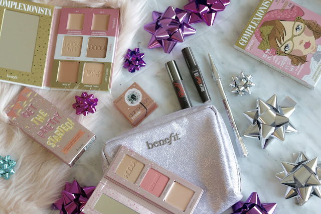 benefit christmas sets 2017