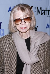 Joan Didion. Director of The Panic in Needle Park