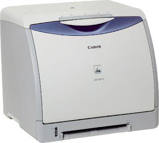 Canon i-SENSYS LBP5000 Driver Download