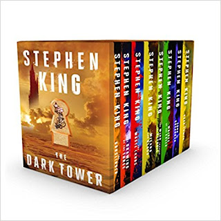 Stephen King Gift Ideas, Dark Tower Boxed Set, Stephen King's Dark Tower Complete Series
