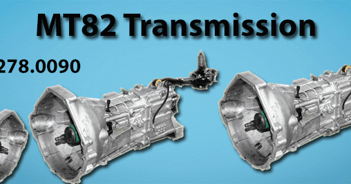 MT 82 Mustang Manual Transmission: MT 82 Manual Transmission for Sale