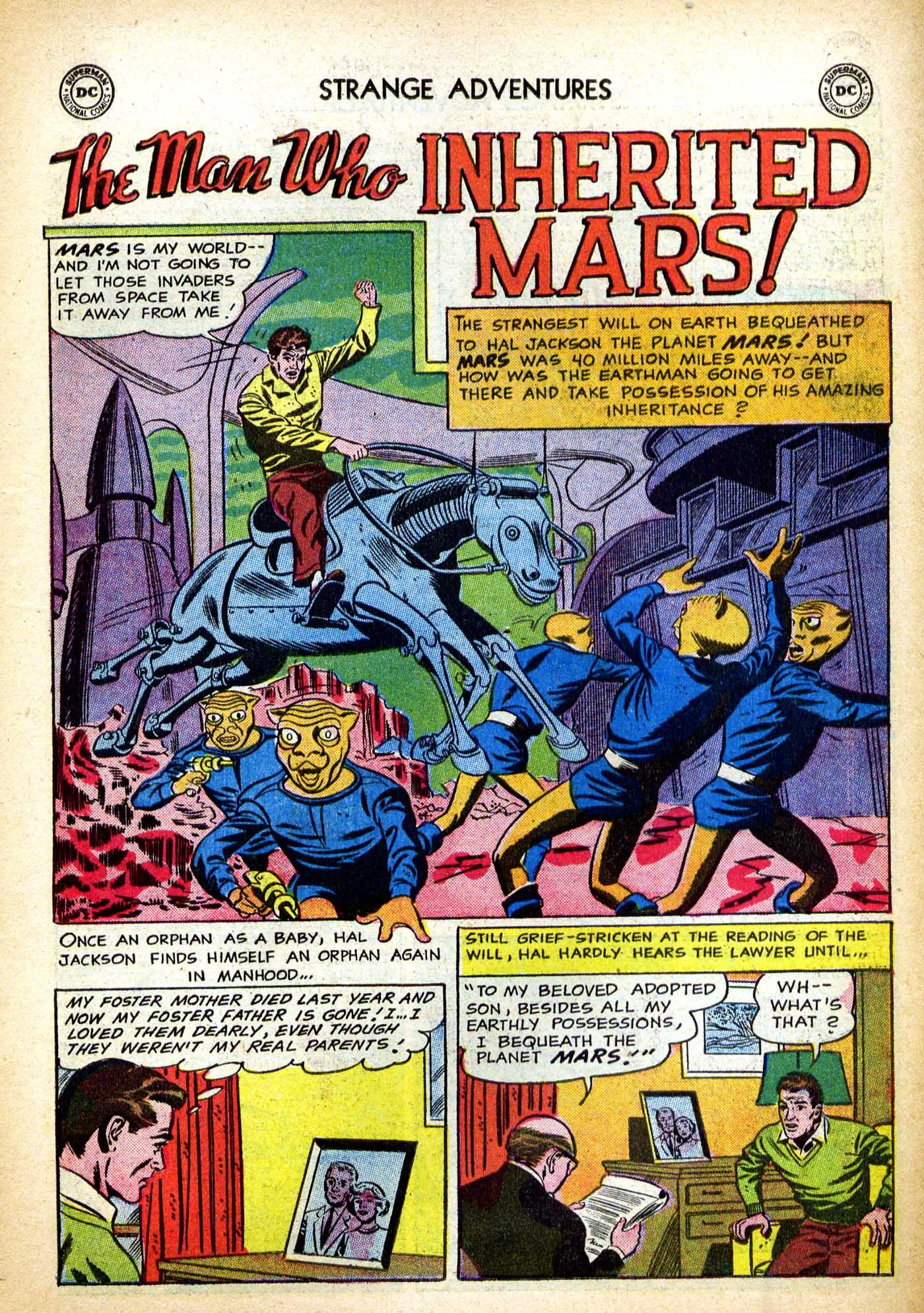 Strange Adventures (1950) issue 82 - Page 10