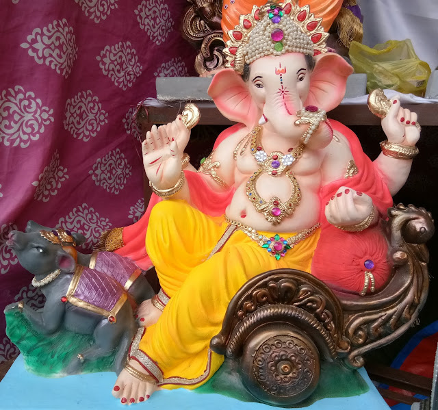 Ganesh Chaturthi, Ganesha, Ganesh Chaturthi in Pune