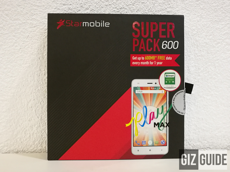 Starmobile Play Max unboxing and first impressions