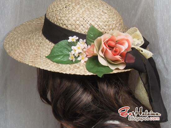 Straw Hats Craft Projects