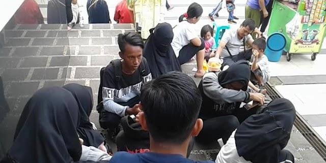 Maksiat Dibiarkan, Bencana Melanda Kuningan, GTP Turun Tangan