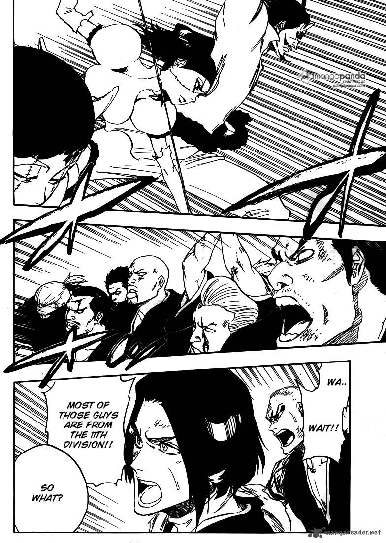 Bleach Ch 591 - Marching Out the ZOMBIES 2