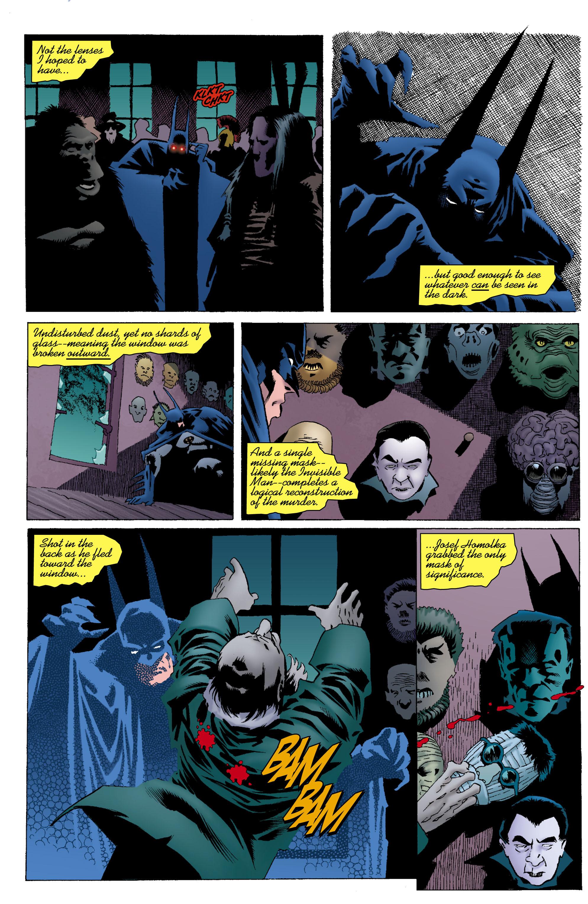 Read online Batman: Unseen comic -  Issue #4 - 6