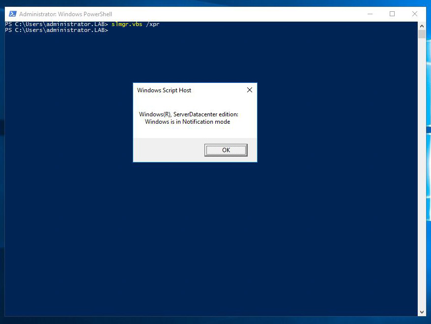 powershell script get windows product key