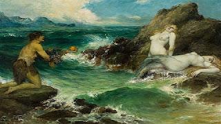 Sirenler Nedir? Sirenler Efsanevi Yaratık Hikayesi