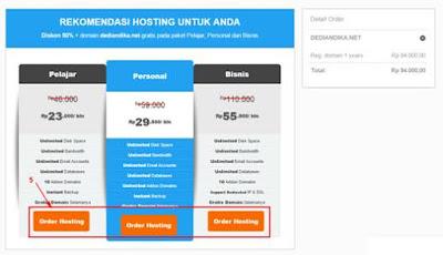 paket hosting niagahoster