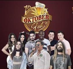 Agenda Shows 2017 Oktoberfest Canos Mês de Outubro Ingressos