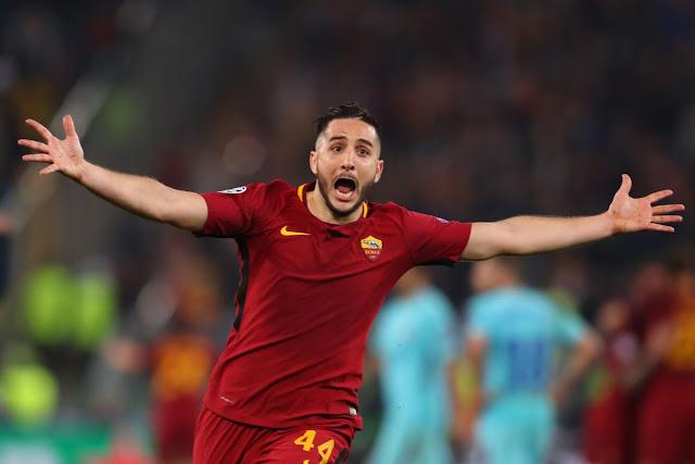 مانشستر يونايتد يريد ضم لاعب روما
