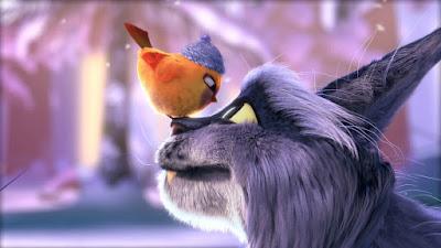Corto Animato - La Lince e gli Uccelli della Blue Zoo Animation Studios