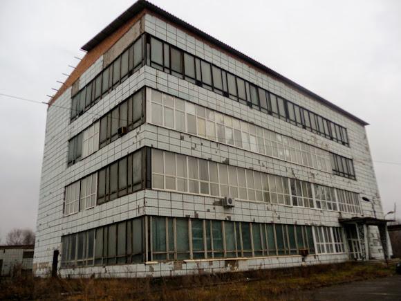 Константиновка. Административное здание стекольного завода