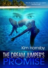 The Dream Jumper's Promise - Cover Design by JH Illustration
