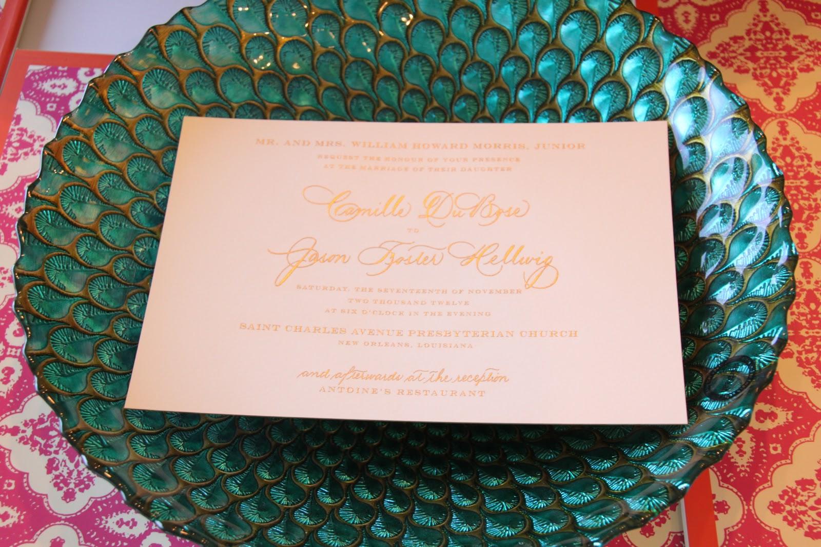 Wedding Invitations Jackson Ms: Fresh Ink + Lounge Interiors :: Jackson, Mississippi