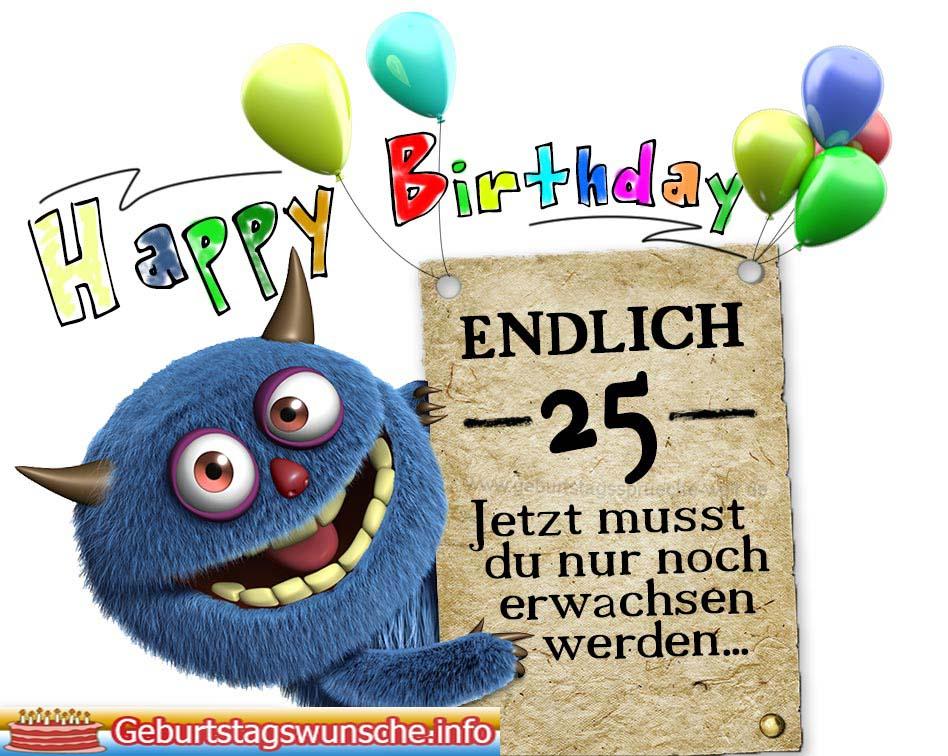 Spruche Zum 25 Geburtstag Alte Schachtel Angenehme Geschenke