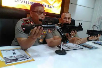 Kapuspen TNI: Peluru Tajam Polri Luar Biasa, TNI Saja Tidak Punya
