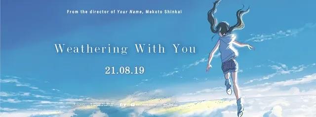 Film Weathering With You Segera Tayang di Indonesia Agustus Nanti!