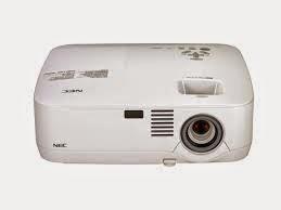 jual projector nec np500