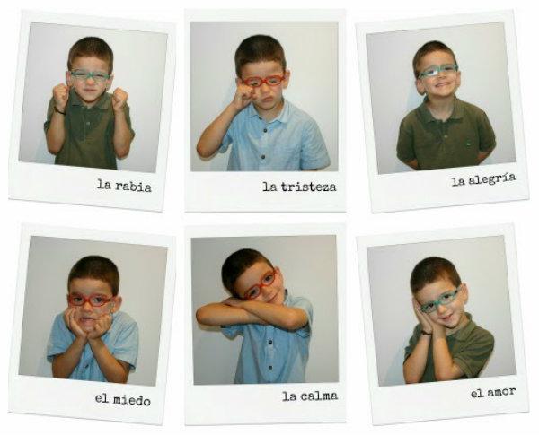 actividades y juegos para trabajar las emociones con los niños, memori emocional