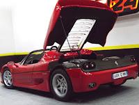 Ferrari F50 Barchetta 1995 Revell Monogram 1/24