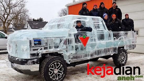 Truck Ice Kanada