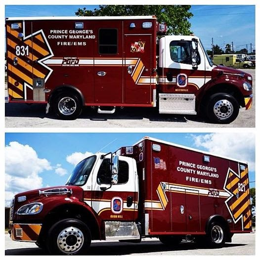 Prince George's County Fire/EMS Department: EMS Services ...