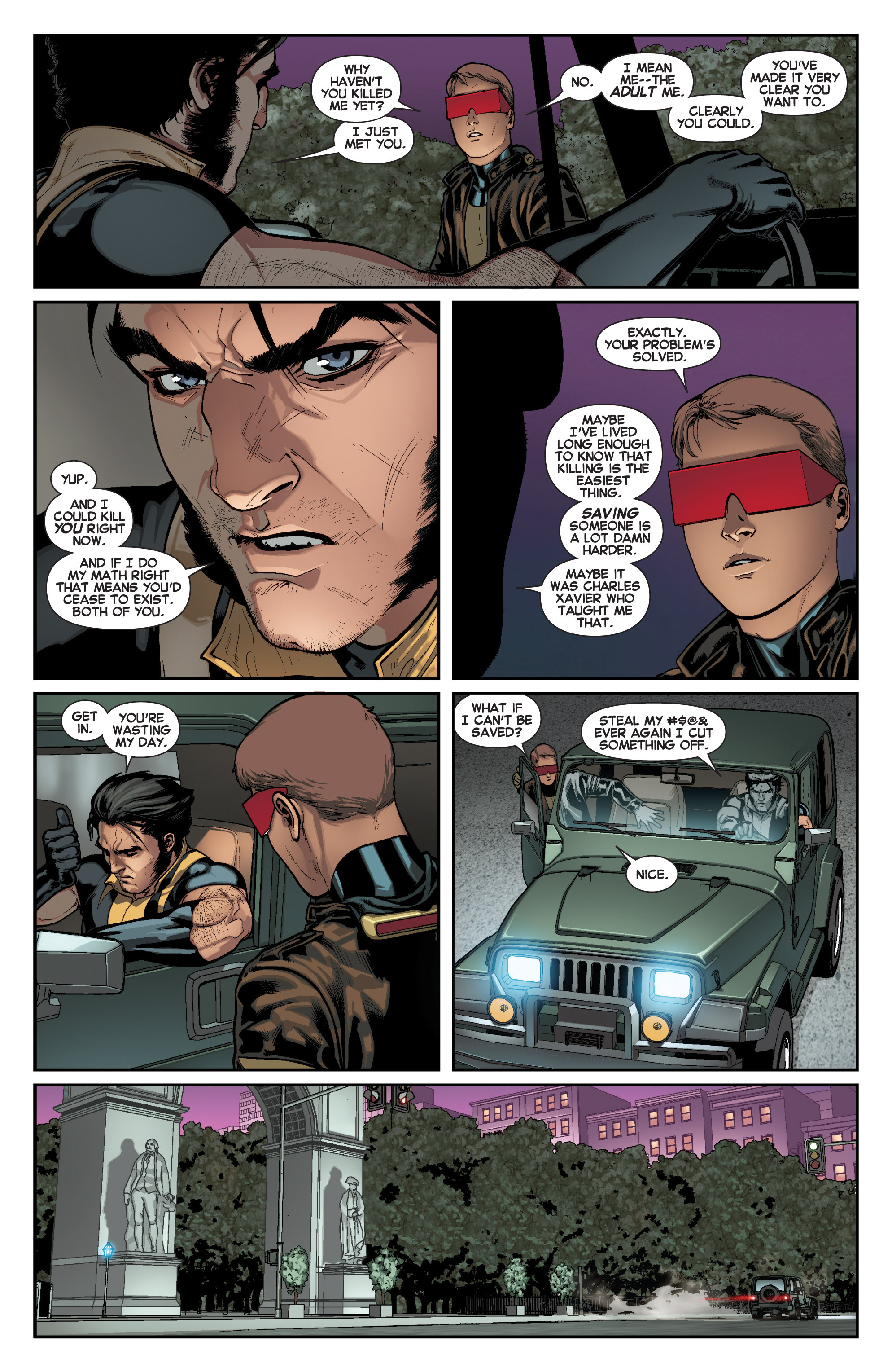 Read online All-New X-Men (2013) comic -  Issue # _Special - Here To Stay - 37