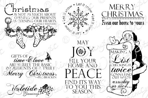 Cute Christmas Quotes Quotesgram: Jacque's Joie De Vivre: NEW Release At WHIMSY STAMPS