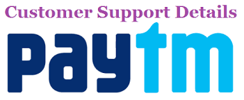 Paytm 24x7 Customer Care Toll Free Number