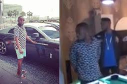Yahoo-Yahoo: Popular Nigerian Fraudster, Otunba Cash, Arrested In Turkey (Photos/Video)