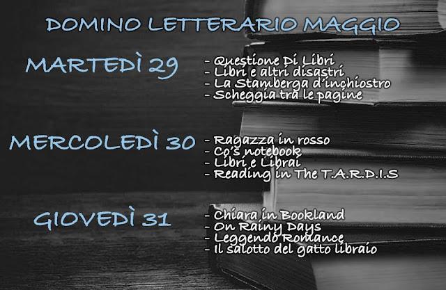 Domino letterario tessere