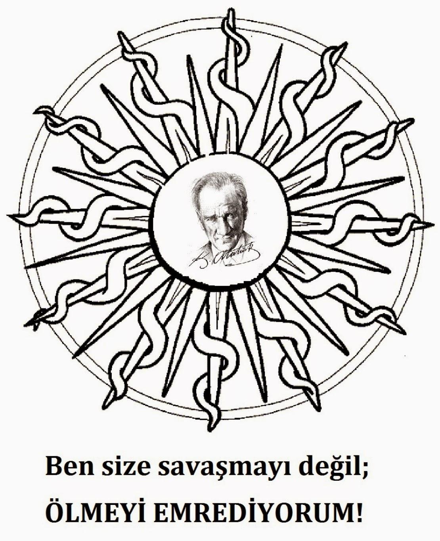 Taze 29 Ekim Cumhuriyet Bayrami Boyama Sayfalari En Iyi Boyama