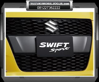 Eksterior Swift Sport 3